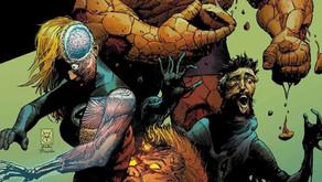 Fantastic Four: Road Trip somete a los héroes de Marvel a un horror corporal a nivel molecular