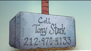 Marvel revela en Thor # 7  el número de teléfono del mundo real de Tony Stark, y funciona