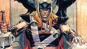 El Thor más extraño de Marvel puede obtener un arma completamente nueva y completamente diferente