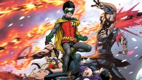 El hijo de Batman se dirige a la versión de DC de Mortal Kombat