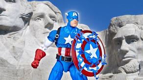 Marvel Legends celebra 20 años con la figura épica del Capitán América