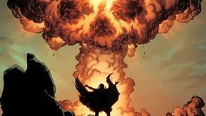 '' Geiger ' de Geoff Johns cambia los editores de DC a Image Comics