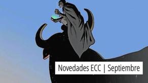 Novedades ECC Ediciones | Septiembre 2021