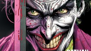 Primer adelanto de Batman: Three Jokers