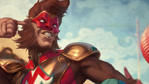 DC Festival of Heroes 'Monkey Prince tendrá una serie en solitario