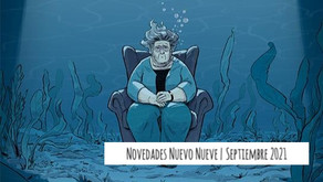 Novedades Nuevo Nueve | Septiembre 2021