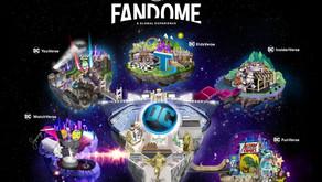 DC Fandome : la nueva convención online del universo DC