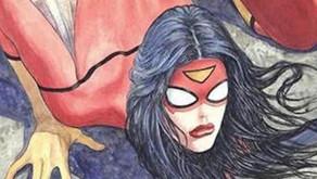 Spider-Woman: la controvertida portada de Milo Manara se subasta