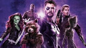 Más actores de Guardianes de la Galaxia llegan al set de Thor: Love & Thunder