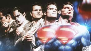 El clásico arte de Superman obtiene un cambio de imagen de DCEU con Henry Cavill