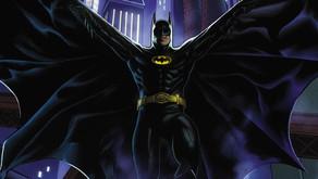 Batman de Keaton y Superman de Reeve están de vuelta en una nueva serie de cómics de DC
