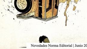 Novedades Norma Editorial Junio 2021