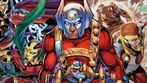 Tom King dice que la película New Gods honrará las creaciones de Jack Kirby