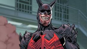 Daredevil se transforma en un soldado oscuro por el rey de negro