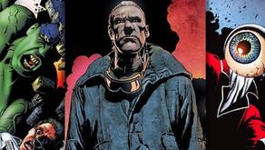"""Marvel rinde homenaje al artista """"Genius"""" Hulk, Punisher y Ghost Rider Richard Corben"""
