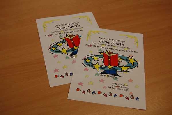 Pic 9 - Reading certificates.jpg
