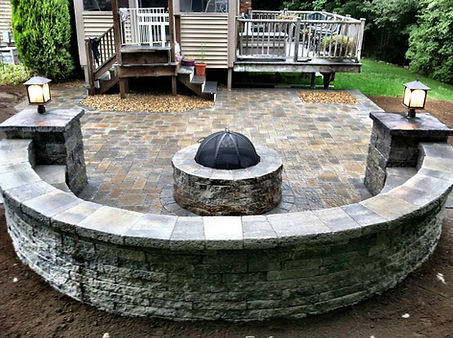 Quality Masonry Custom Patio Design