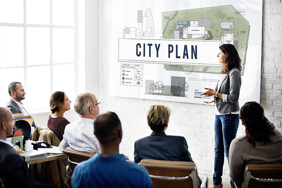 City County Solutions City Plann Risk Ma