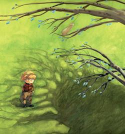 Mon père, le trou, l'arbre et moi