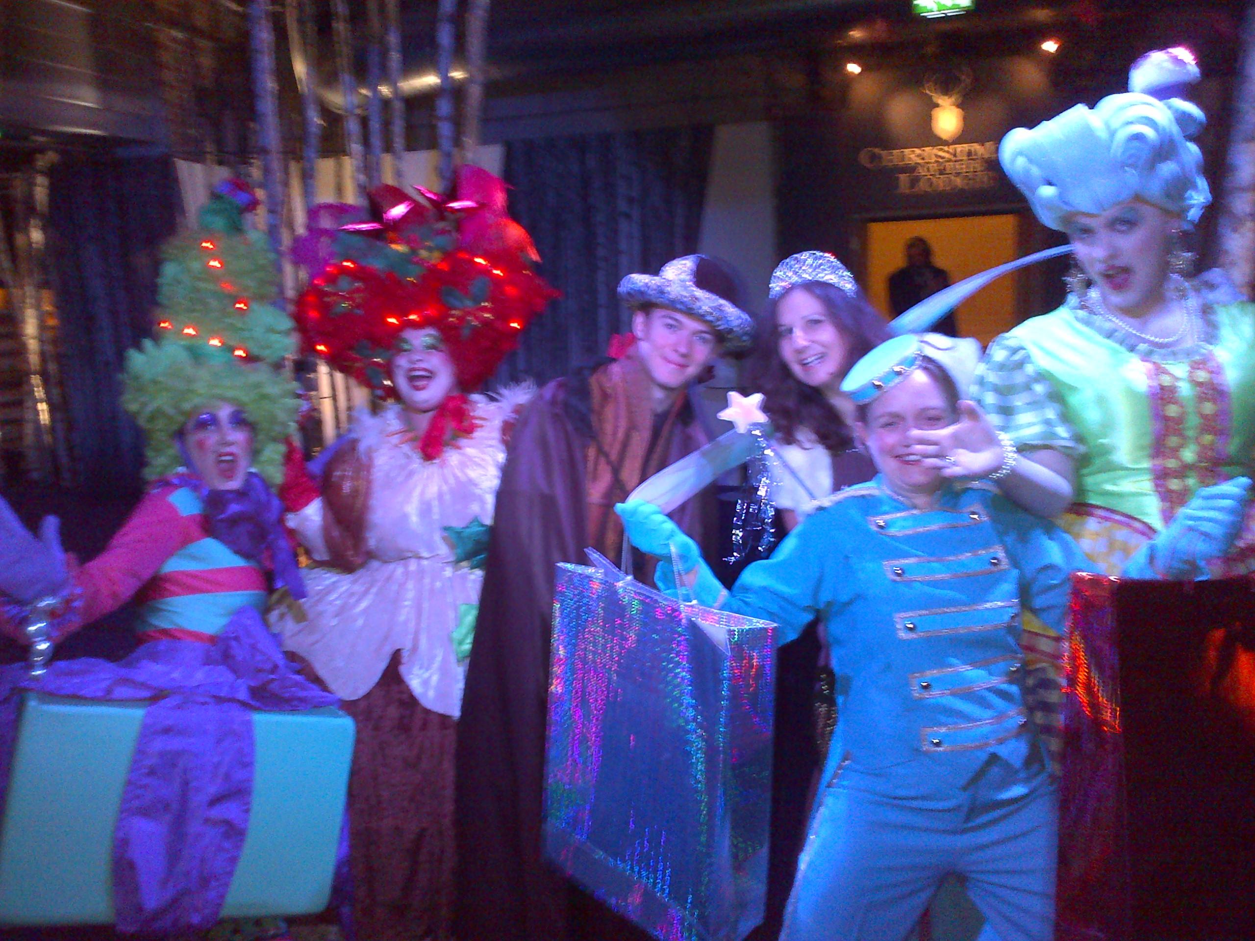Amelie Appleby Plays Fairy Godmother