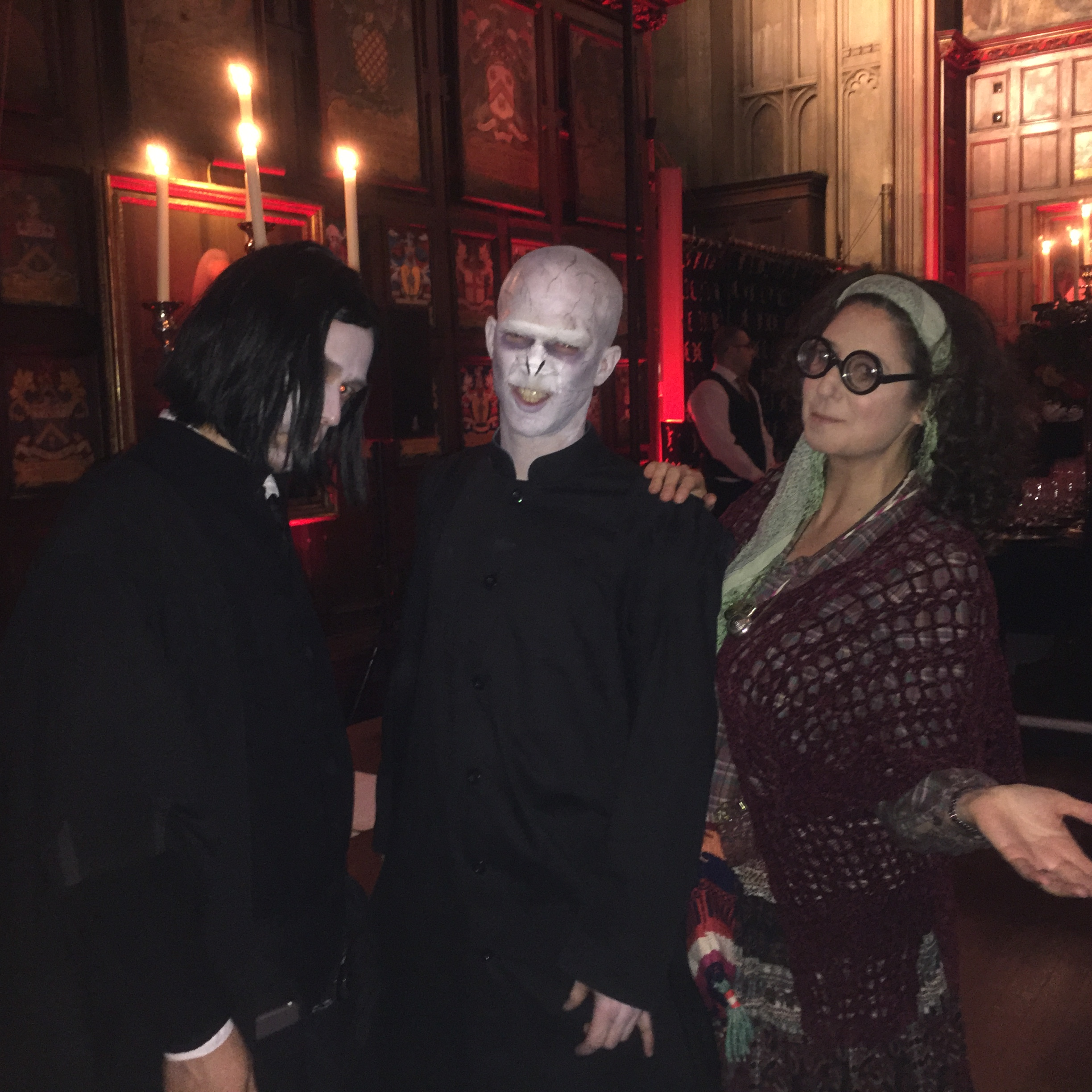 Harry Potter Themed Event