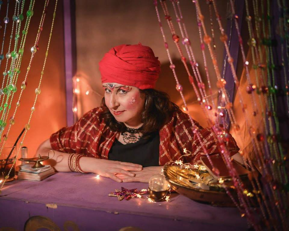 Twisted Circus Psychic Performer