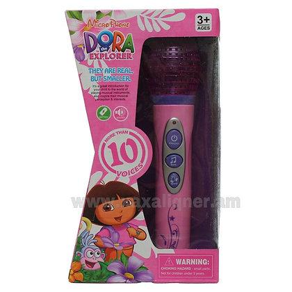 """Բարձրախոս """"Dora"""" լուսայինև ձայնային էֆֆեկտներով"""