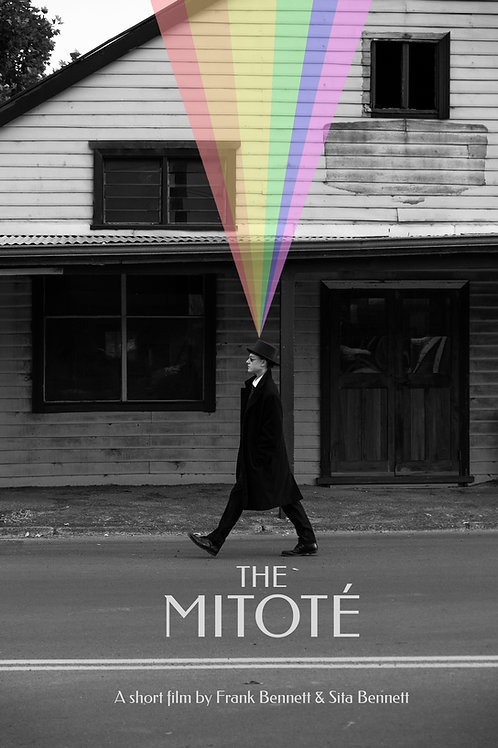 The Mitoté ~ Short Film DVD