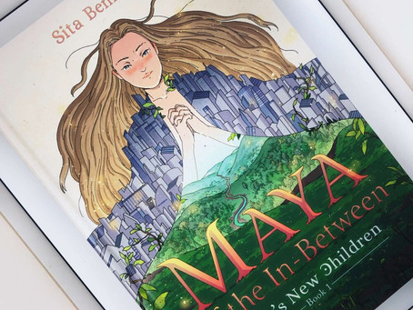 'A New YA Dystopia' ~ Maya Review from Book Blog Picking Books