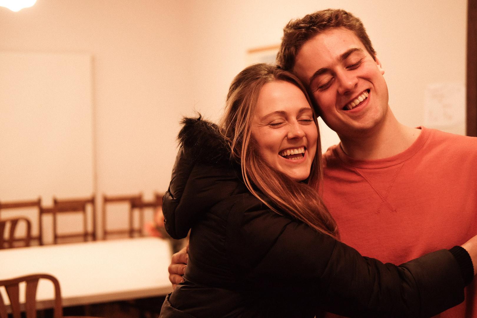 Sita Bennett ~ On Set with Director Frank Bennett