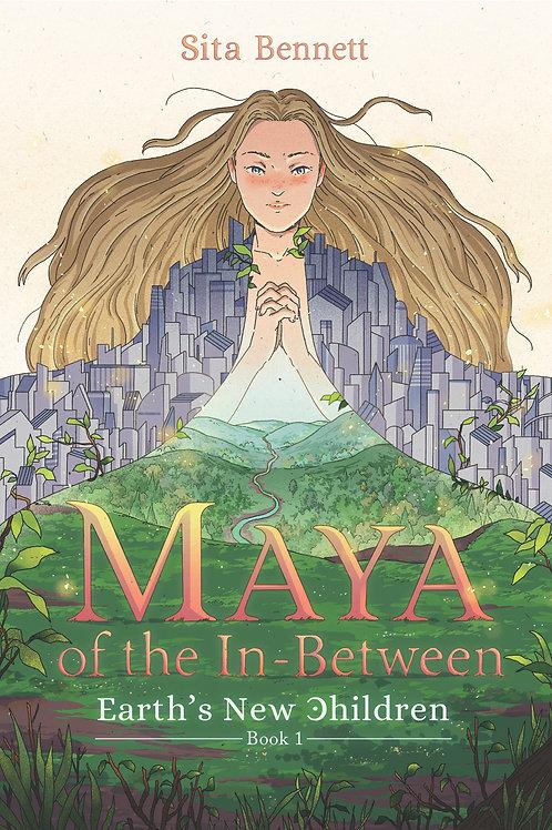 Maya of the In-between Paperback