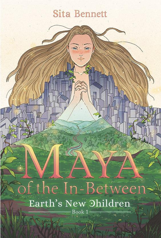 Maya of the In Between Novel