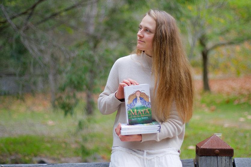 Sita Bennett Author