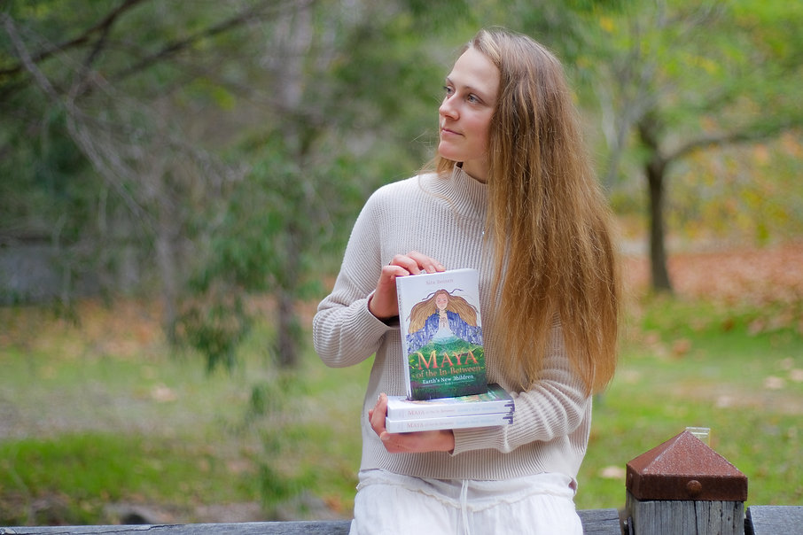 Sita Bennett ~ West Australian Author