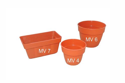 Minivasos Decorativos MV 4 Cor Cerâmica 1000 unidades