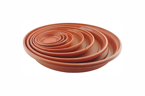 Pratos ou Bases Cor Cerâmica