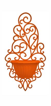 Arandela 14 Cor Cerâmica