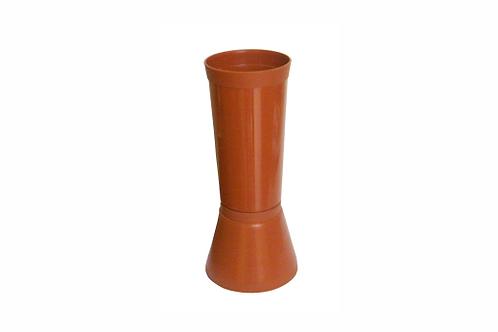 Vaso para Flores Cortadas Cor Cerâmica
