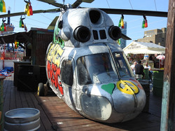 Helicopter Bar