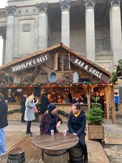 Themed Barn Bar