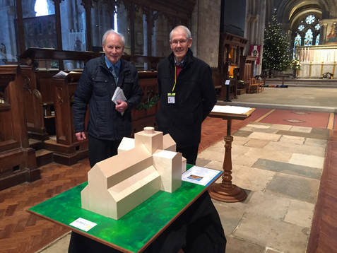 ABBEY MODEL UNVEILED