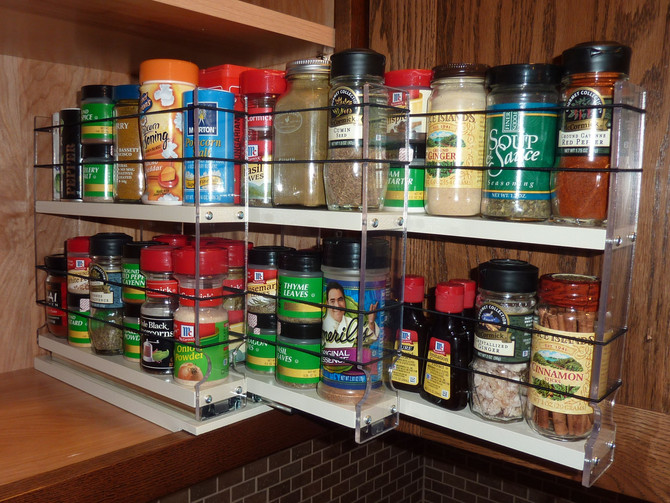 What's In Your Spice Rack?