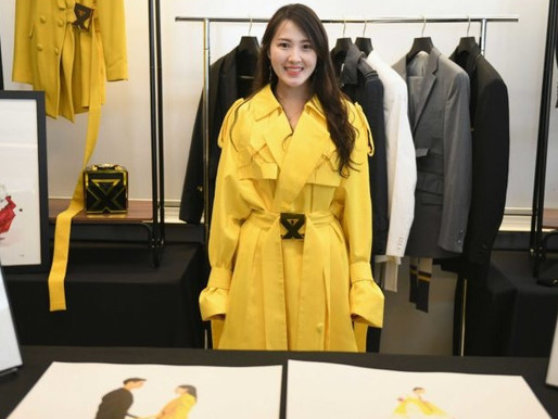 Sharon Cho: The young designer that is changing perceptions on sustainable fashion