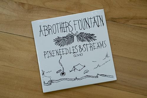 Album / Pine Needles & Streams