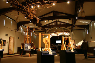 FIRENZE 2 - MUSEO LEONARDO DA VINCI