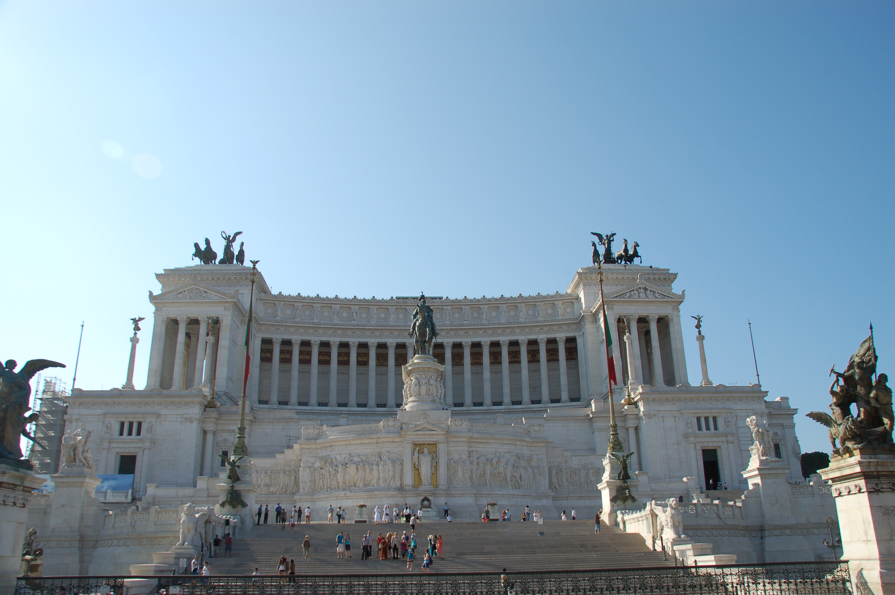 Roma Monumento Vittorio Emannueli