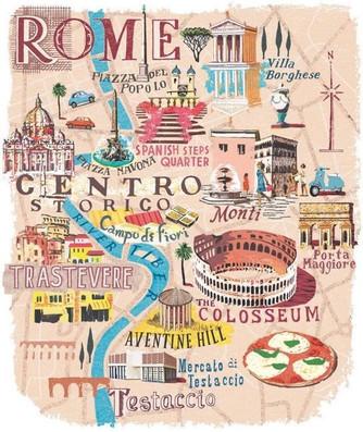 ROMA: ROTEIROS