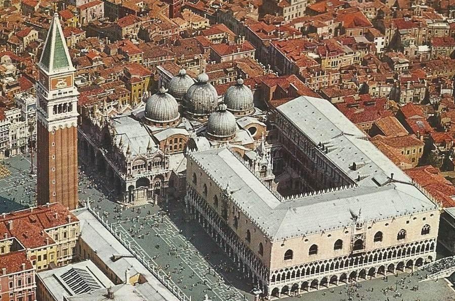 Veneza Palazzo Ducale