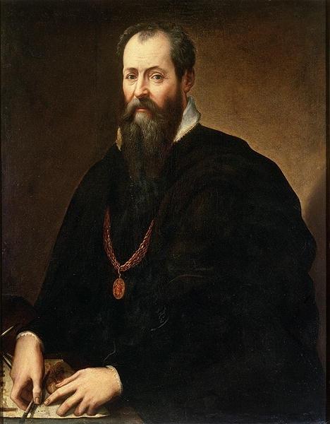 Vasari Auto Retrato