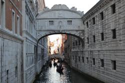 Veneza Ponte dos Suspiros